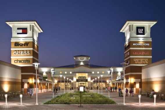 Grand Prairie Premium Outlets - Dallas Socials