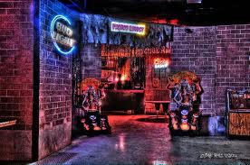 boneyard - dallas haunted house