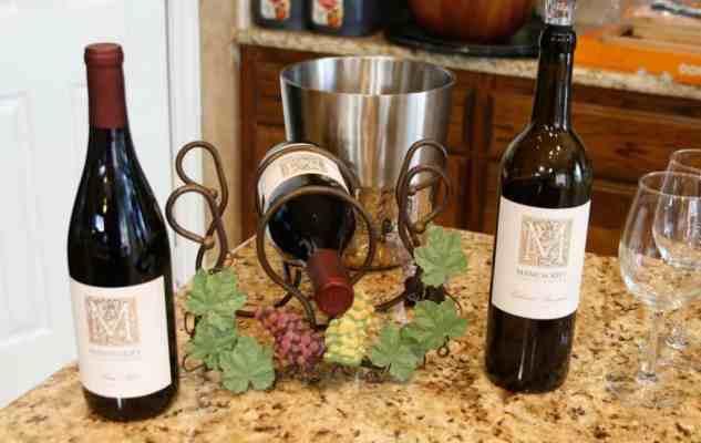 Manuscript Wines - Wedding Reception at home