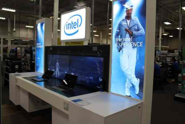 Best BUy Intel Technology Experience - Dallas, TX
