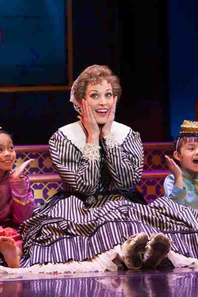 Dallas Summer Musicals Presents The King & I
