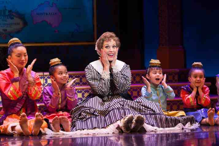 Dallas Summer Musicals New Production of Rodgers & Hammerstein's THE KING AND I – by Chris Waits 0438