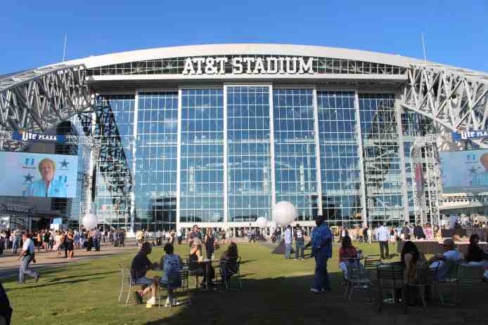 ATT Stadium - Taste of the NFL