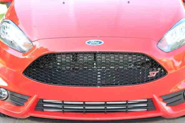 Ford FIesta Grill