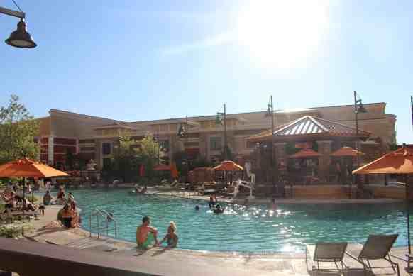 Winstar Hotel Resort Pool