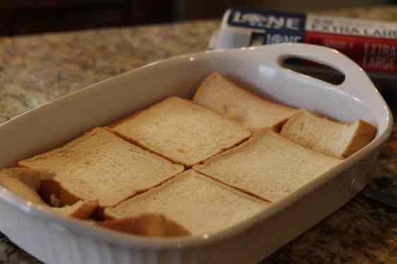 Texas French Toast Baked