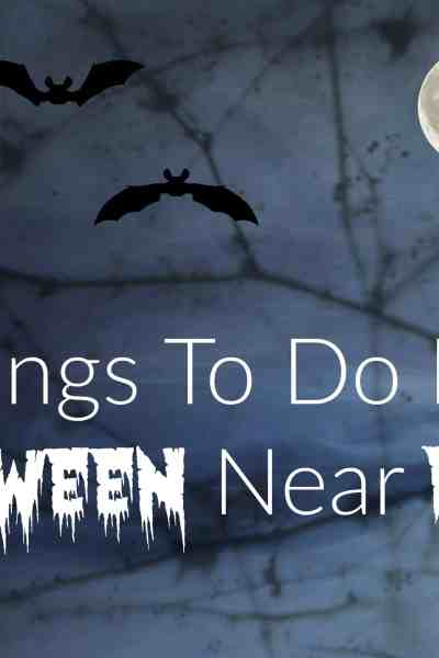 Things To Do For Halloween Near Dallas