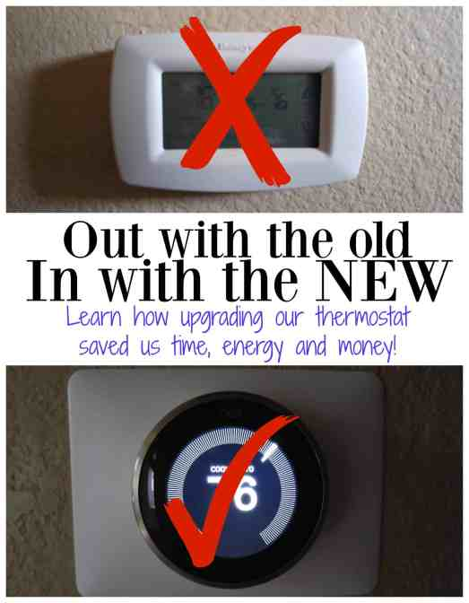 Upgrade Your Thermostat to help save money, time and energy!