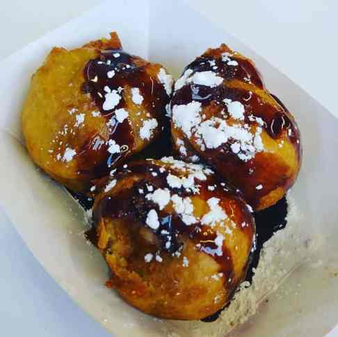 Fried Cookie Dough - State Fair of Texas