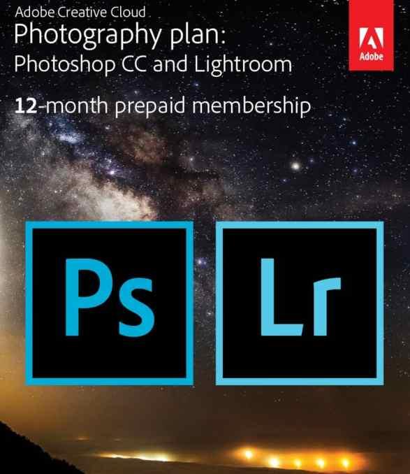 Adobe Creative Cloud Plan