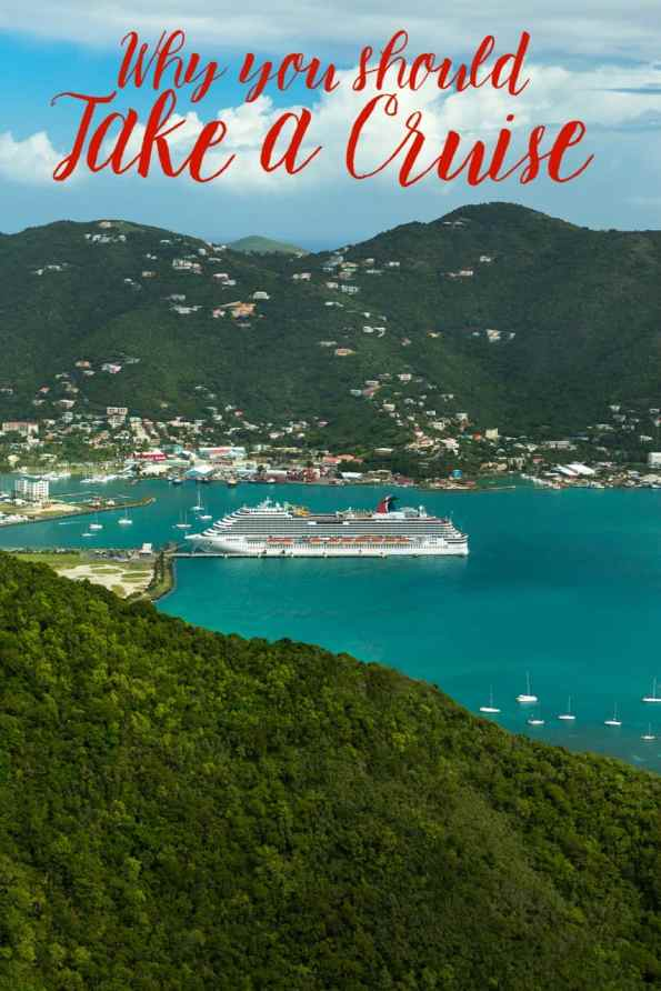 Why you should take a cruise