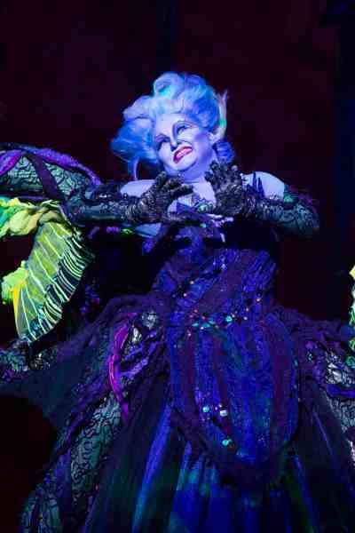 Little Mermaid Comes to Dallas Summer Musicals!