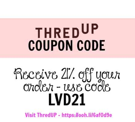 thredup coupon code