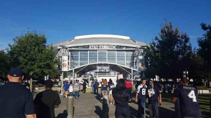 AT&T Stadium // Dallas Cowboys