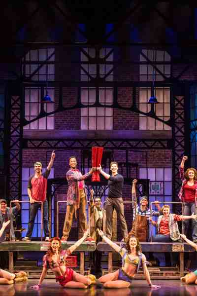 Kinky Boots Returns to Dallas Summer Musicals
