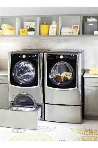 Make Laundry Fun Again with LG