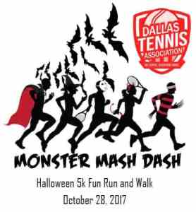 Monster Mash Dash Halloween Fun Run 5k and Walk