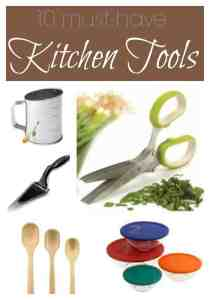 10 Must-Have Kitchen Tools You Need for Holiday Cooking
