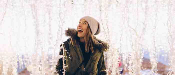 Enchant: The World's Largest Christmas Light Maze and Market