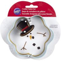 2 Piece Christmas Snowman