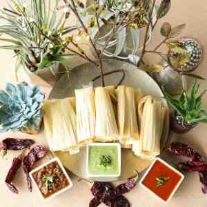 Celebrate the 12 Days of Christmas with Tamales from Urban Taco