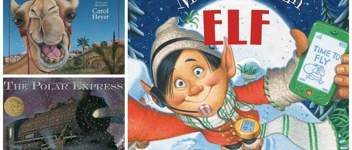 The Ultimate List of Kid's Christmas Books