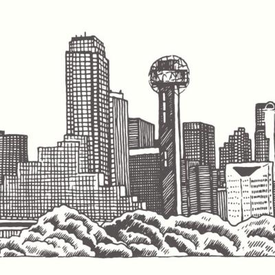 Free Printable Dallas Texas Wordsearch PDF
