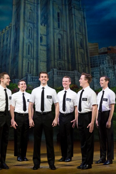The Book of Mormon at Dallas Summer Musicals