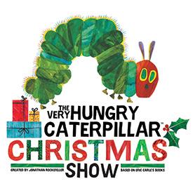 Very Hungry Caterpillar Christmas Show