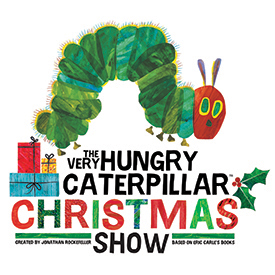 Very Hungry Caterpillar Christmas Show