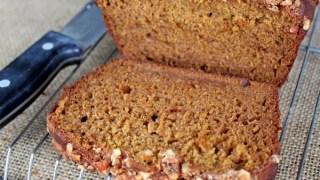 Pumpkin Streusel Bread | Recipes