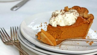 Pumpkin Cream Cheese Pie |Recipe