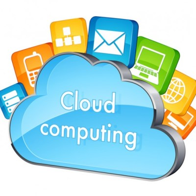 Cloud Computing clipart