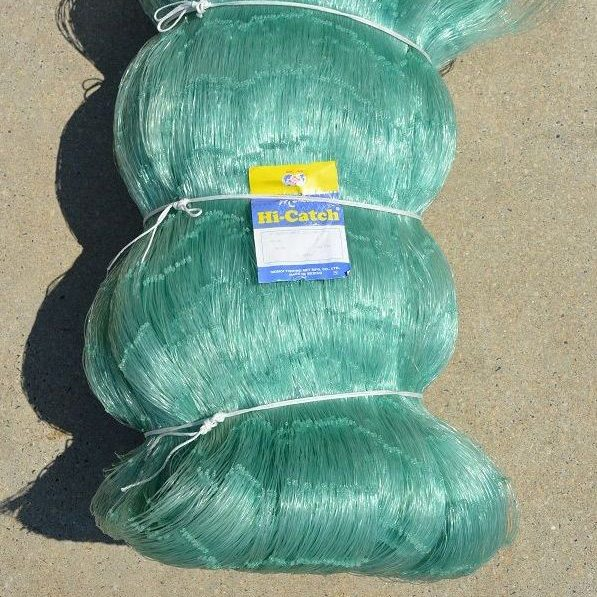 Momoi Gillnet Green sh3