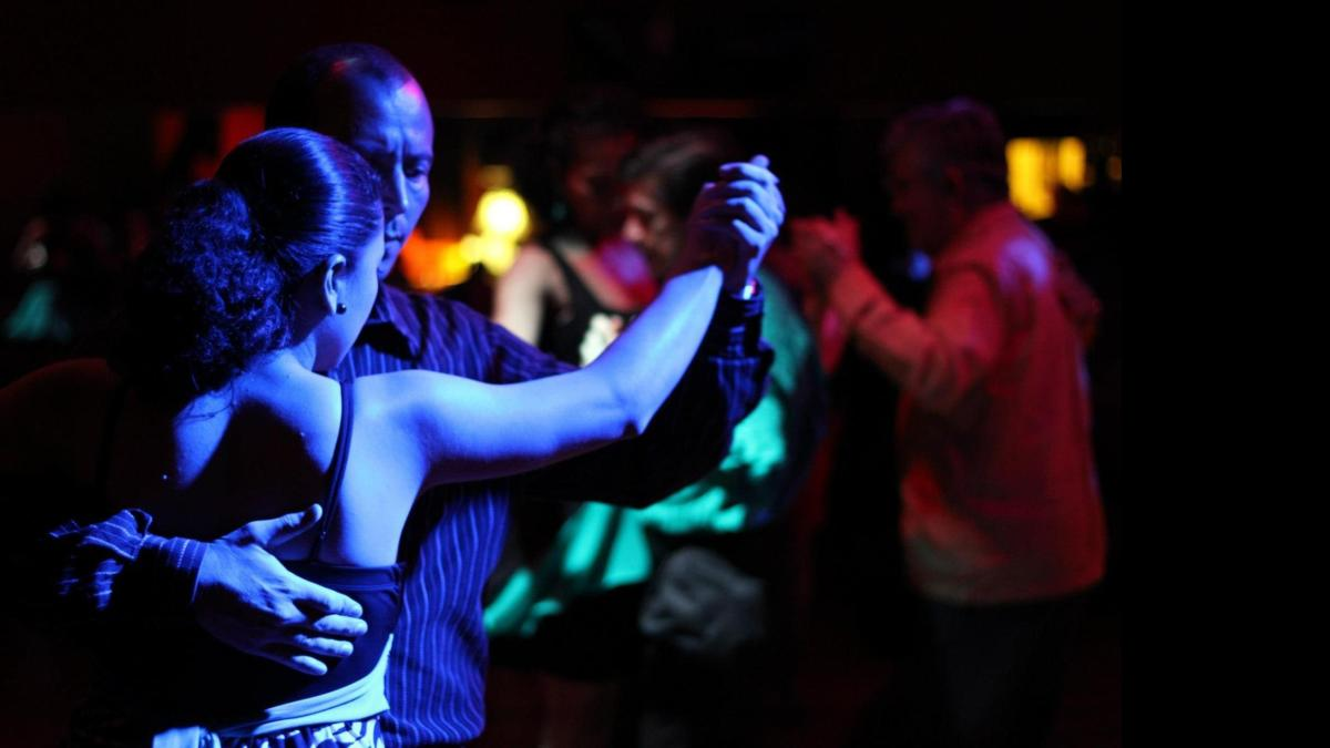 May Sunday Dance Night for Couples