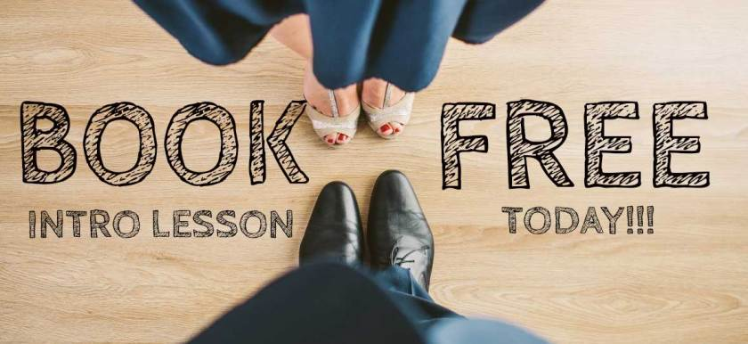 Book free lesson today!