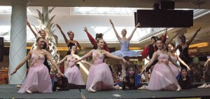 Dancer's Edge Company Perform at Boynton Beach Mall
