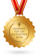 Link to Feedspot's Top 100 Accounting Blogs