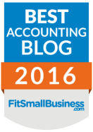 FitSmallBusiness Best Accouting Blog 2016