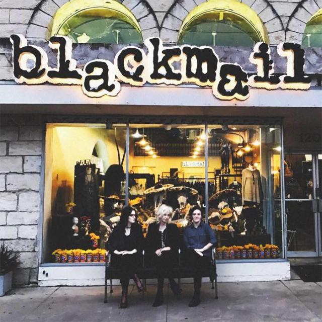 Blackmail Boutique