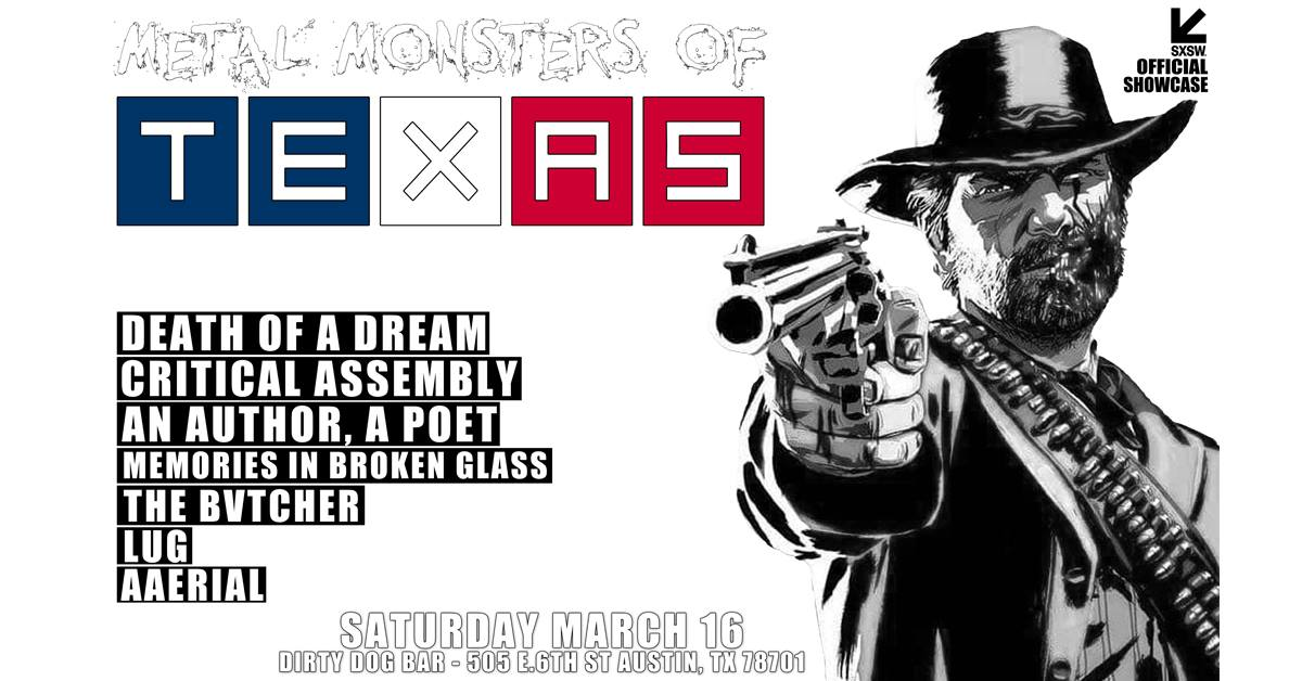 Metal Monsters of Texas - SXSW Official Showcase