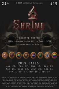 Shrine: A BDSM Lifestyle Experience