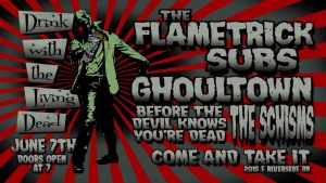 The Flametrick Subs & Ghoultown