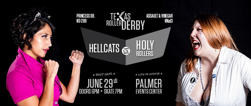 Hellcats Vs Holy Rollers
