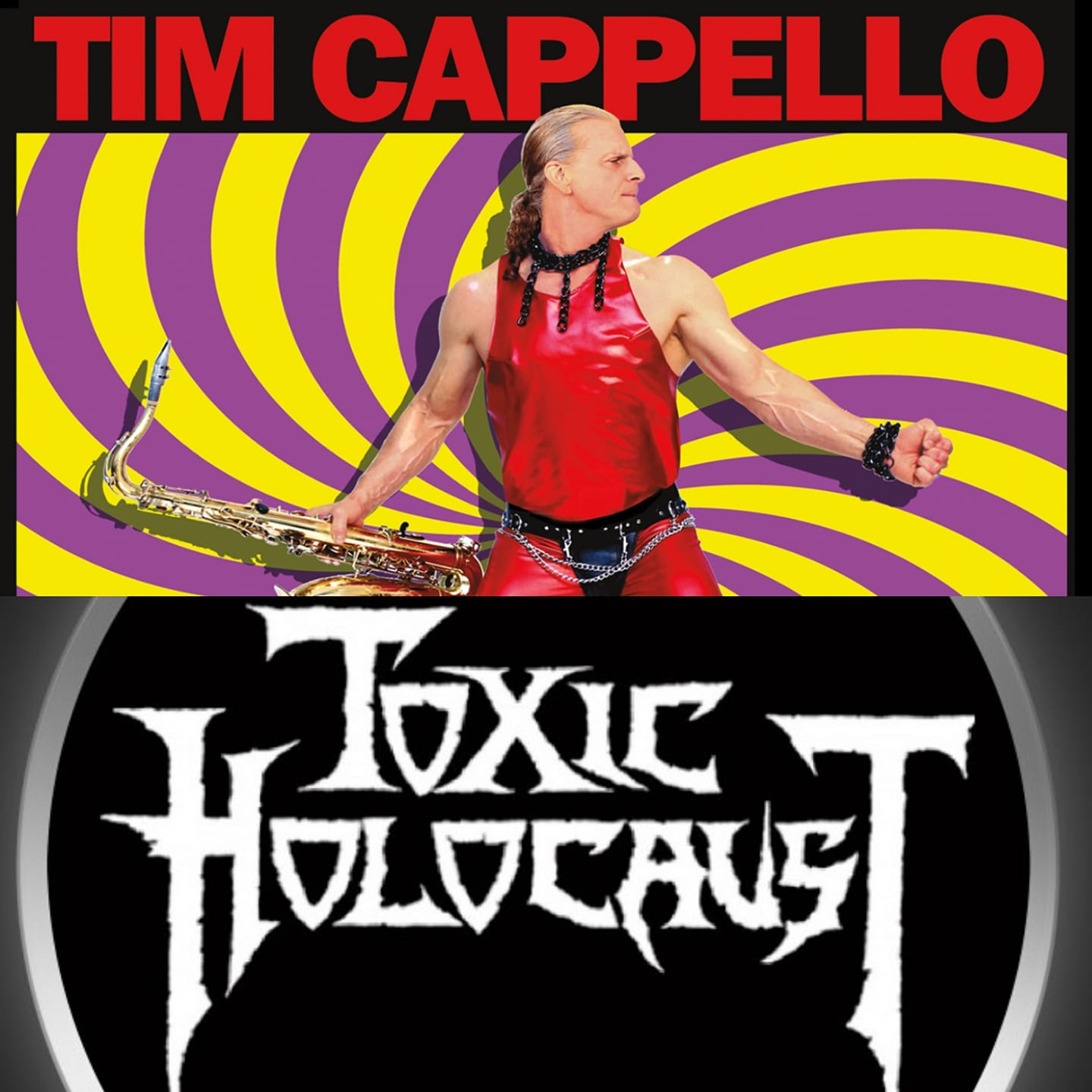 Day 2 Anniversary Party w/ TOXIC HOLOCAUST & TIM CAPPELLO
