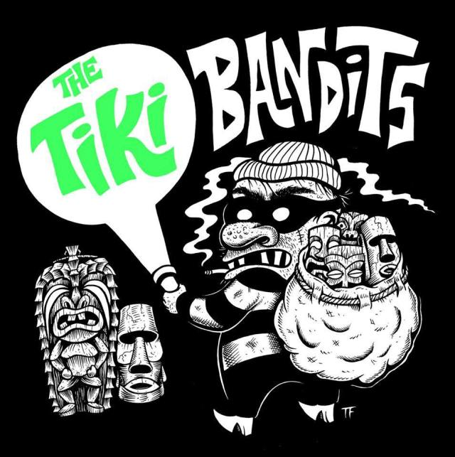 Tiki Bandits / The Inverters /The Roustabouts