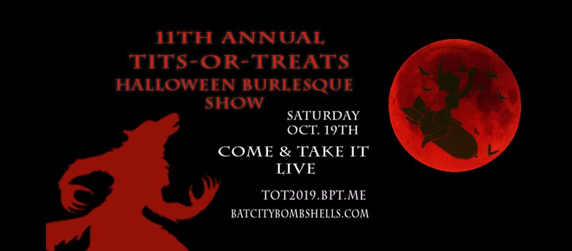 11th Annual Tits-or-Treats Show