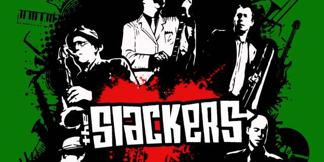 The Slackers + Young Costello - A night of Ska + Reggae +Soul