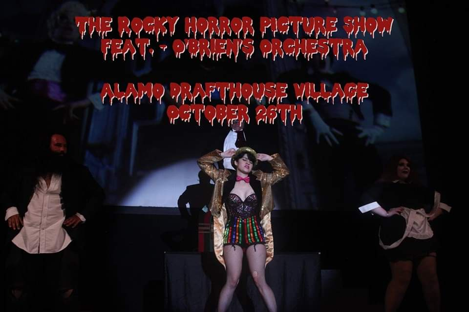 The Rocky Horror Picture Show With O'Brien's Orchestra