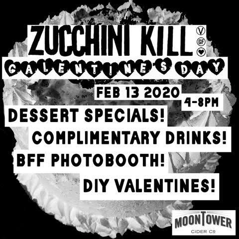 Galentine's Day at ZK